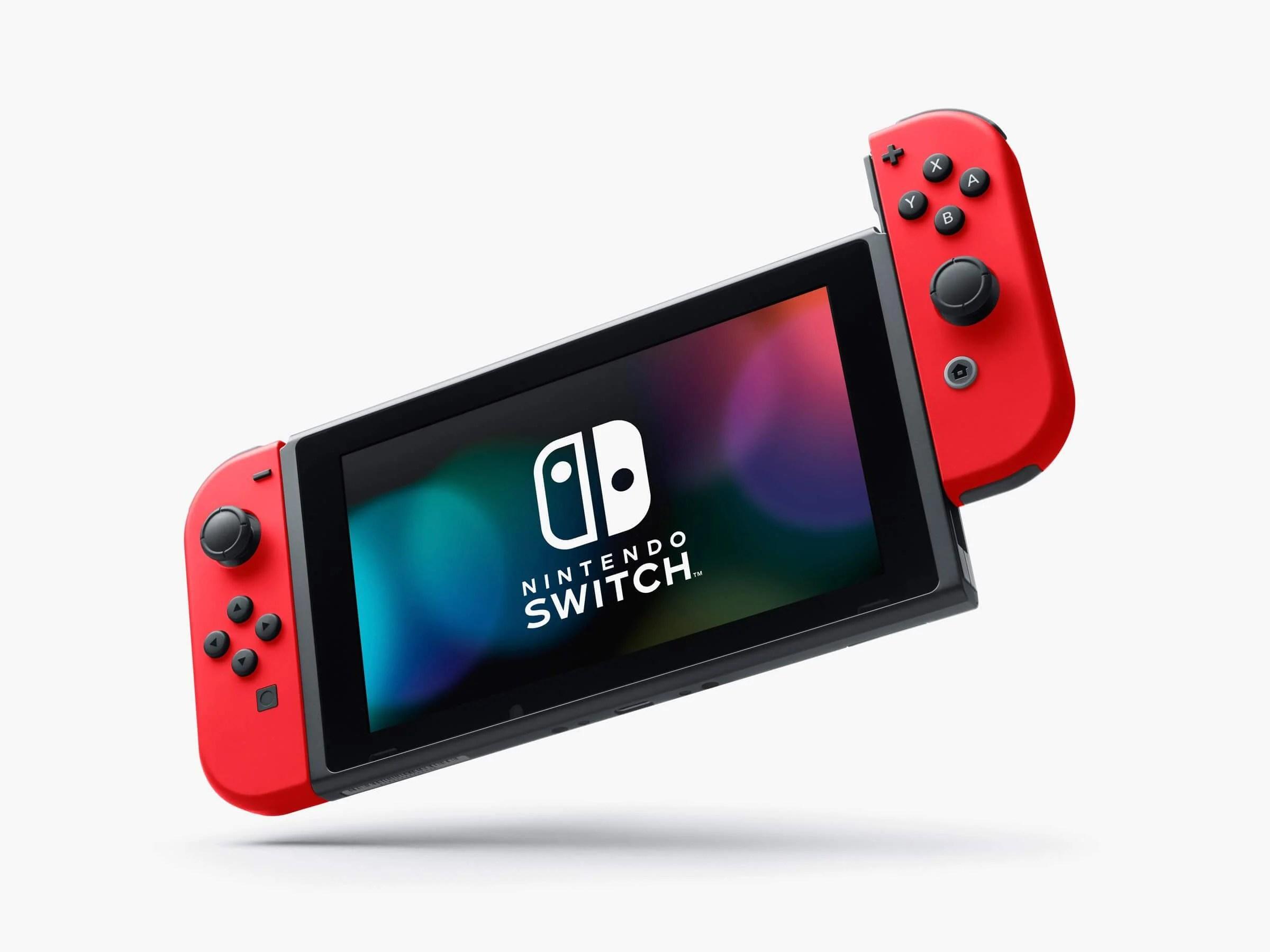 nintendo TA - Nintendo Switch poderá ganhar tela OLED em 2019