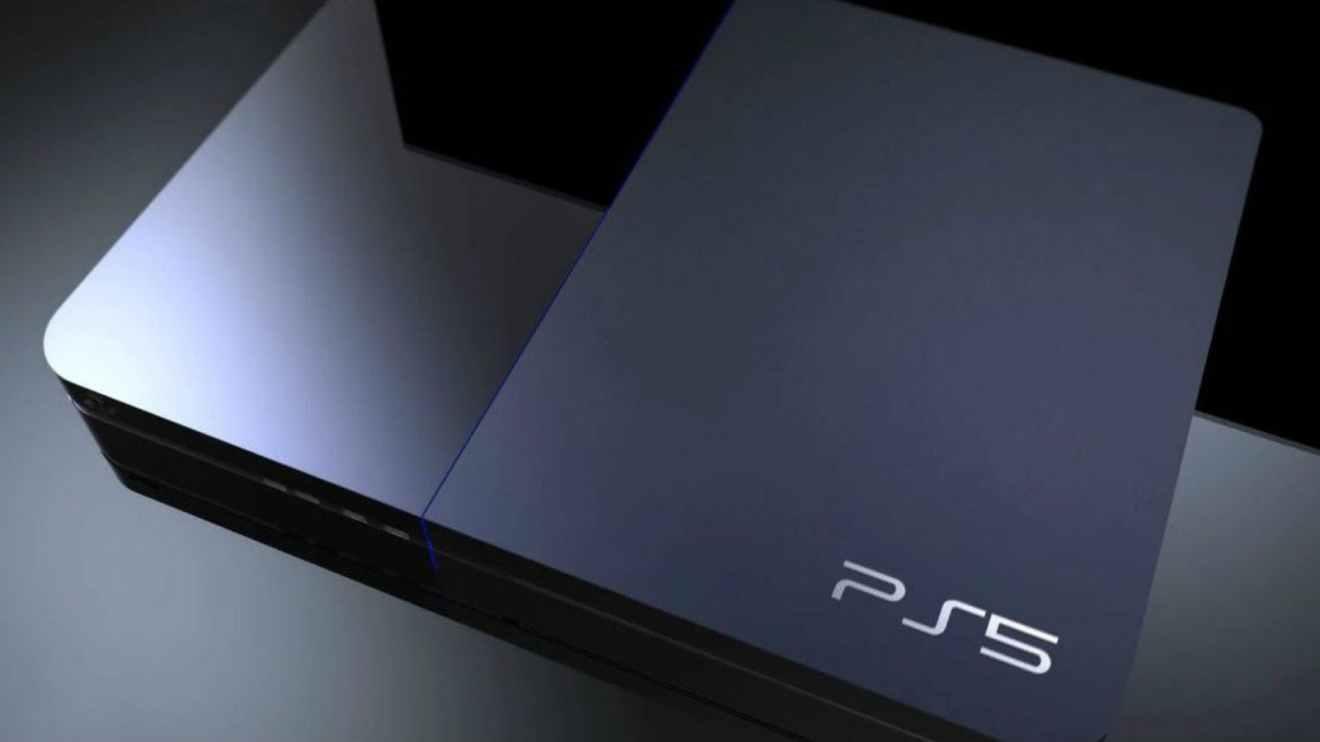 Possível imagem do novo Playstation 5