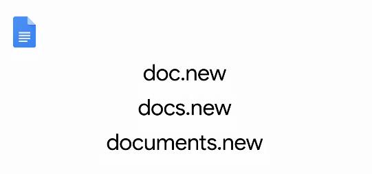 Introdução aos novos links de acesso ao Google Docs