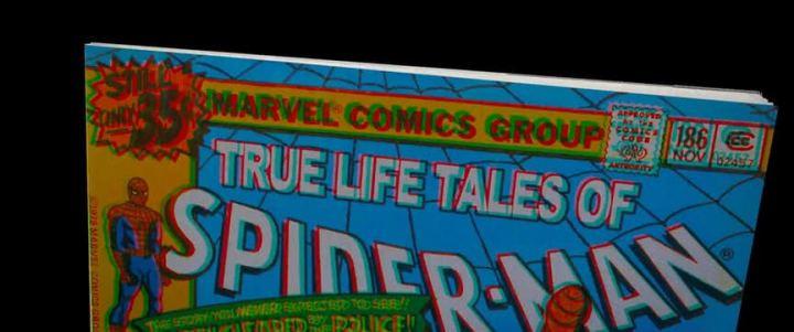 spider verse true life tales 720x301 - Into the Spider Verse: novo trailer de Spider Man é todo sobre os anos 90