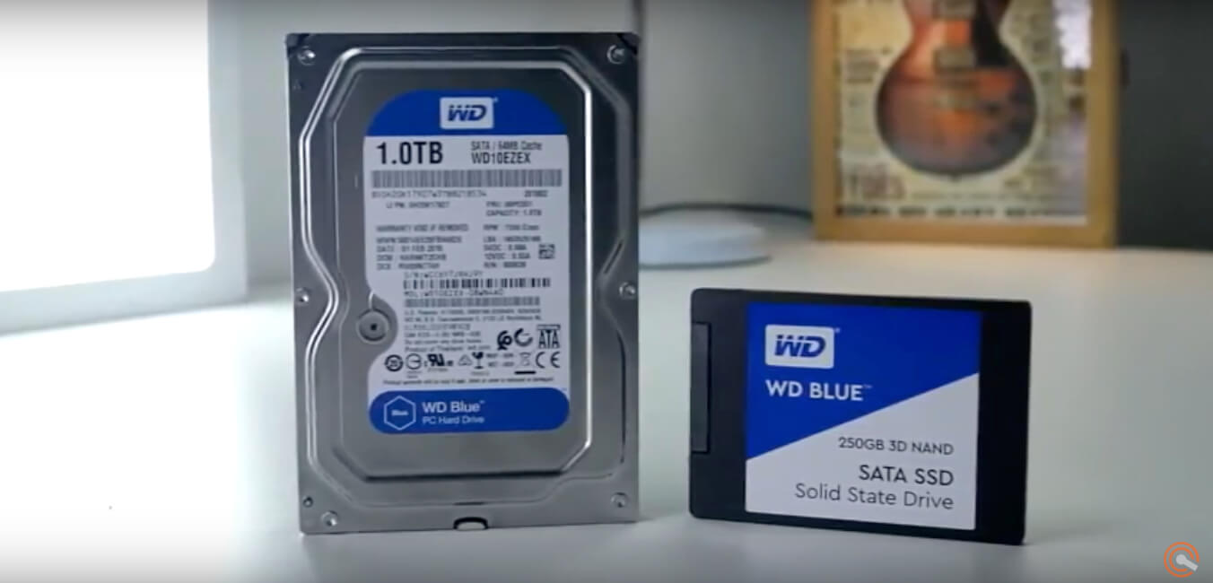 western digital - Economia: dá para juntar SSD com HD?