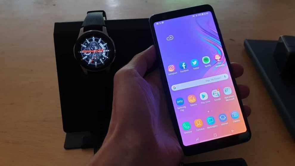 Samsung lança Galaxy A7 com câmera tripla e Galaxy Watch LTE no Brasil 7