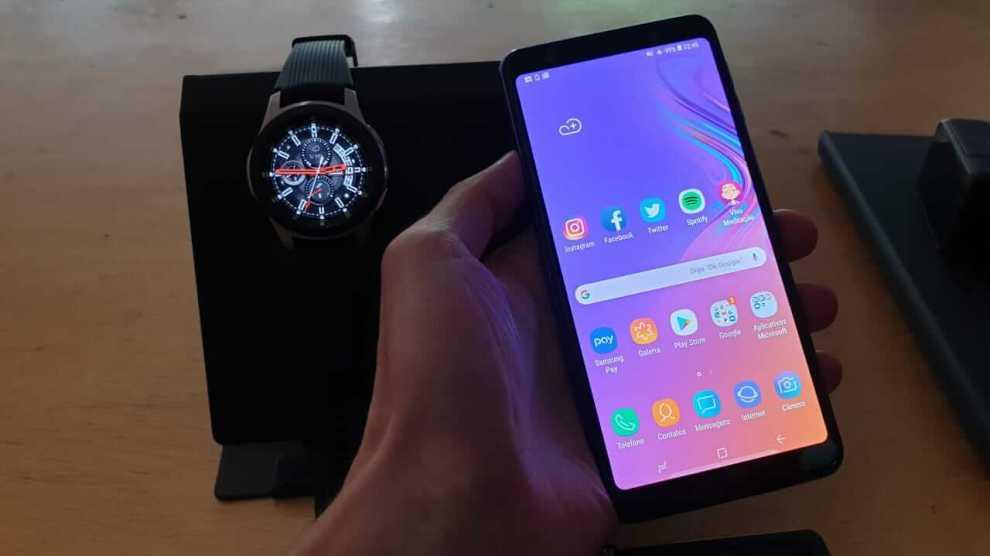 Samsung lança Galaxy A7 com câmera tripla e Galaxy Watch LTE no Brasil 6