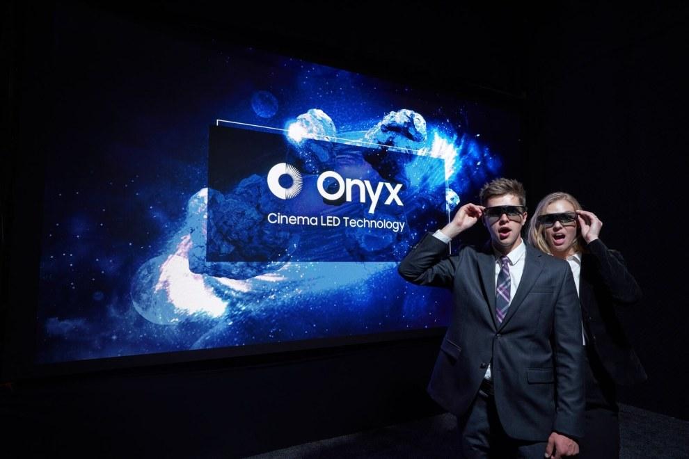 Samsung Onyx: primeira tela LED de cinema chega ao Brasil 4