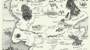 Mapas fantásticos: como os autores imaginam seus mundos da ficção 7