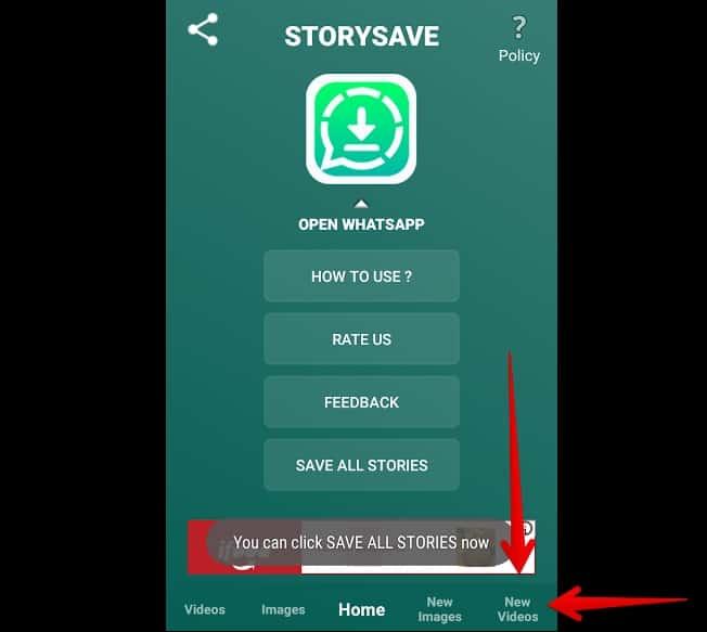 WhatsApp: como postar vídeos do YouTube no Status 8
