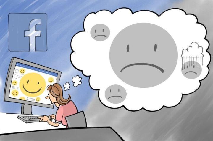 Estudo diz que diminuir uso de redes sociais reduz sintomas de depressão 5