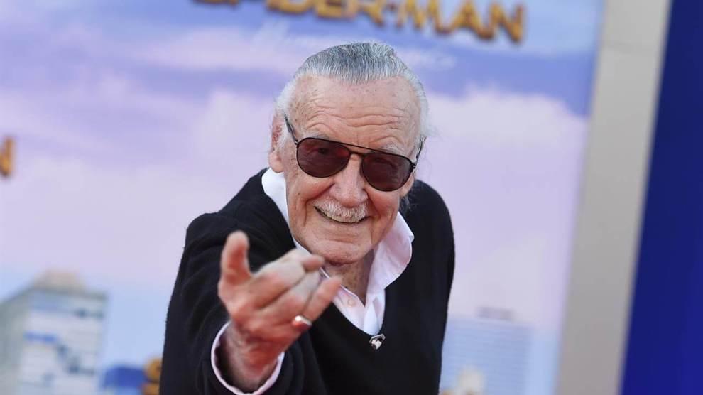 Stan Lee morre aos 95 anos 6
