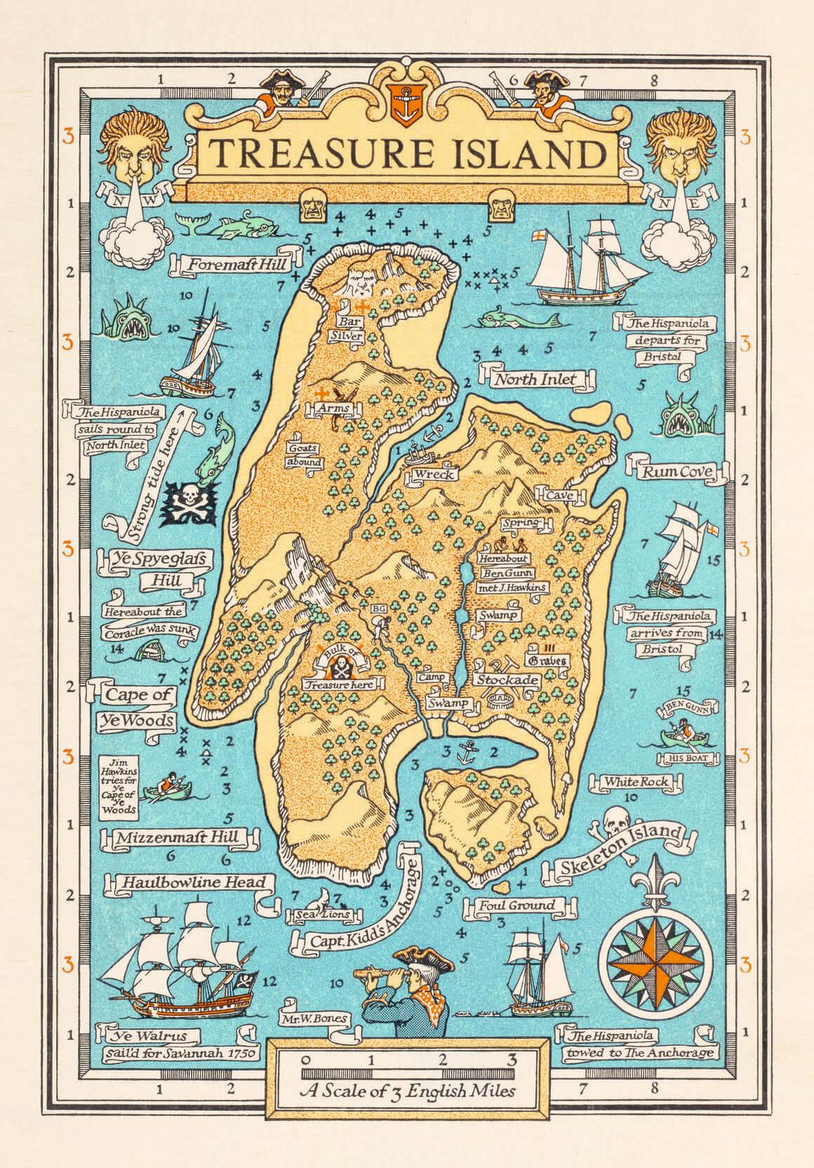 Mapas fantásticos