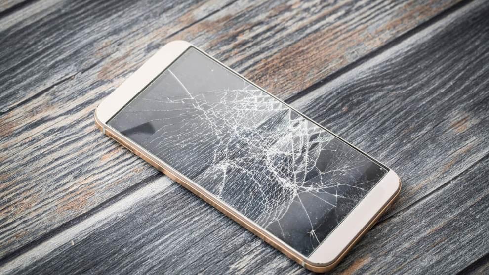 Reparo de smartphones