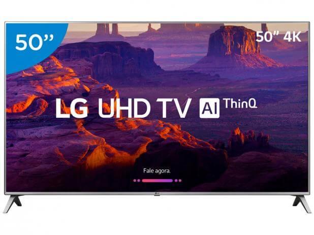 LG faz demonstração da tecnologia AI ThinQ para TVs com Luan Santana 10