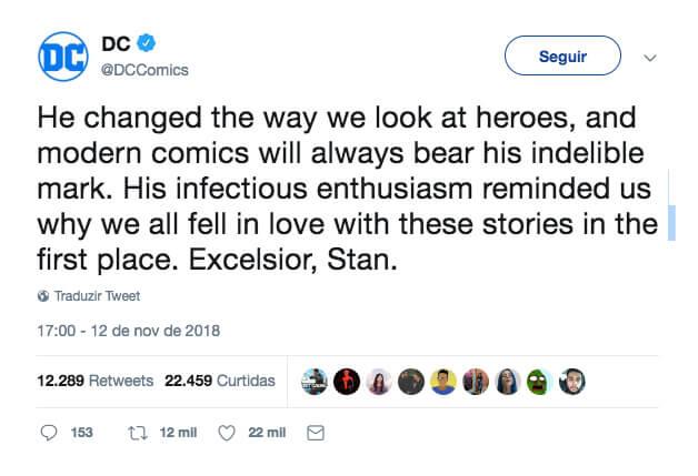 Stan Lee morre aos 95 anos 7