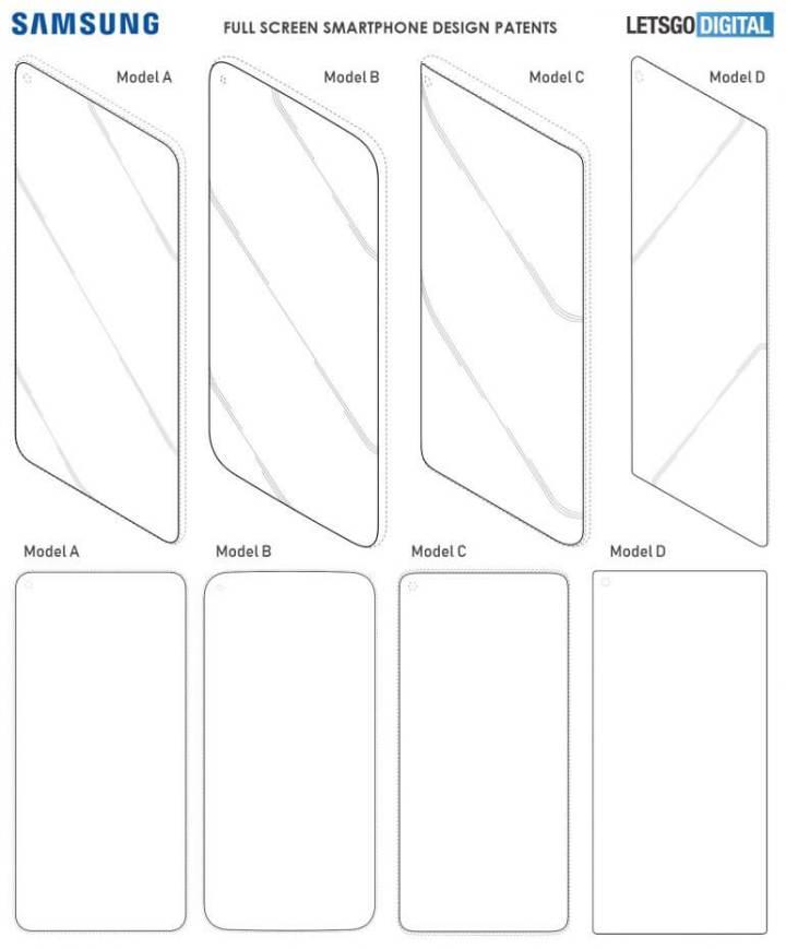 Os modelos se diferenciam pelas bordas arredondadas ou quadrada