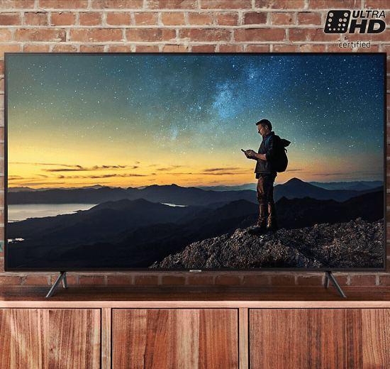 Review: Smart TV 4K Samsung NU7100 oferece muito sem cobrar caro 6