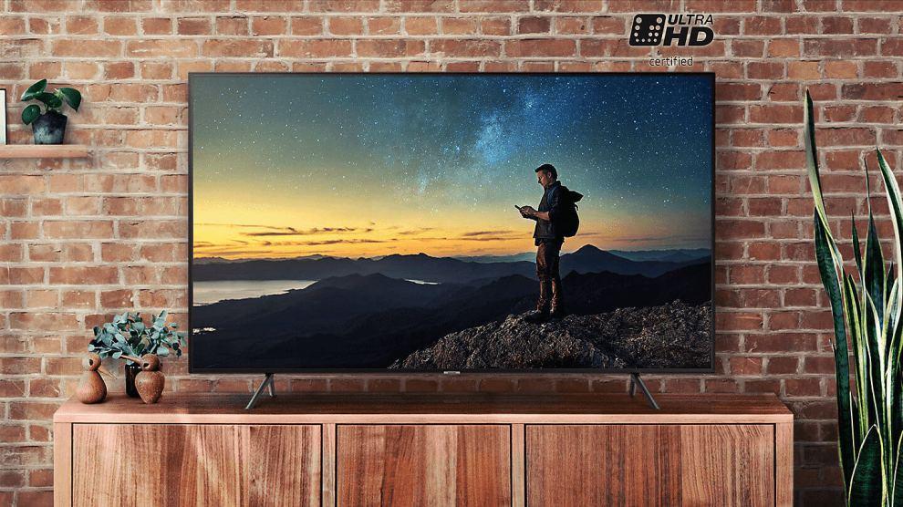 Review: Smart TV 4K Samsung NU7100 oferece muito sem cobrar caro 4