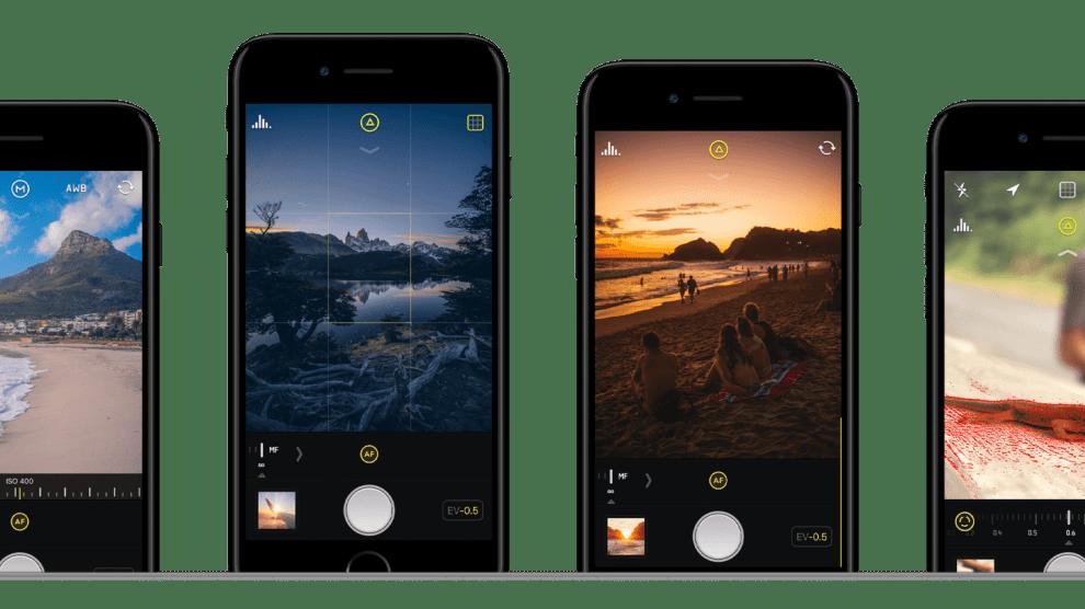Porque o aplicativo Halide é a melhor opção para a câmera do seu iPhone? 3