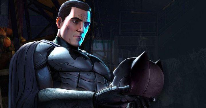 Jogo da Telltale Games, vulgo Batman