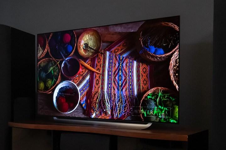 Melhores produtos do ano: TV (Fonte: Digital Trends)