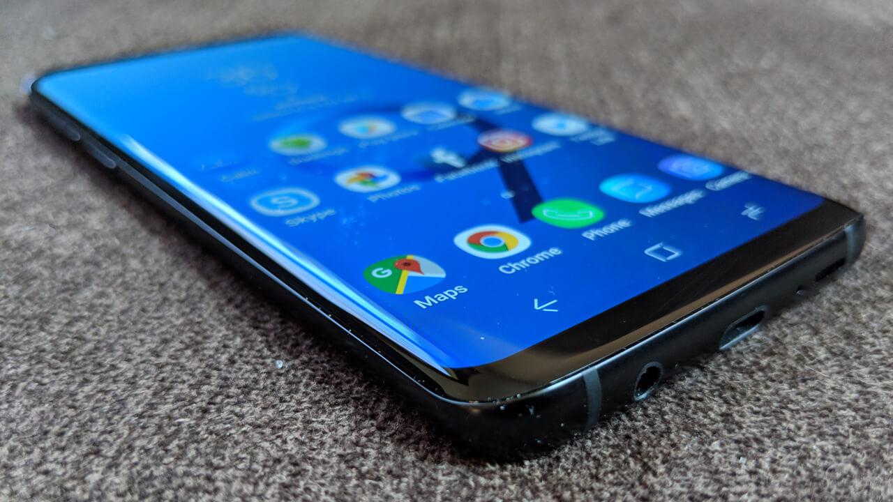 Galaxy S9+, um dos melhores smartphones do mundo