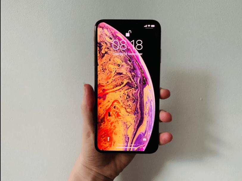 iPhone XS Max, um dos melhores smartphones de 2018
