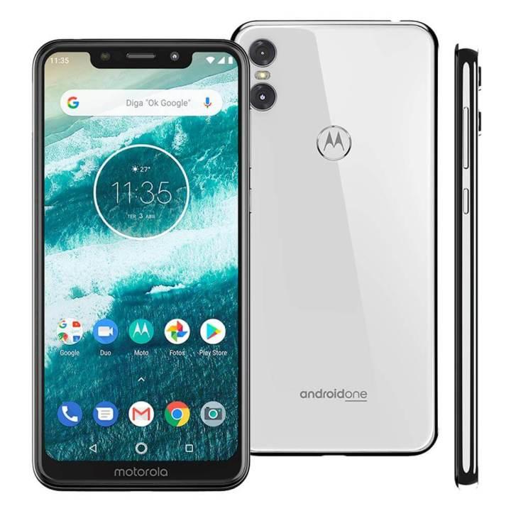 Zoom - Motorola One
