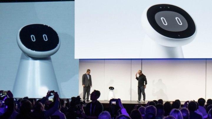 CES 2019: Samsung apresenta novos robôs assistentes com foco em saúde