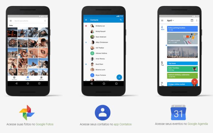 Como transferir contatos do iPhone para o Android