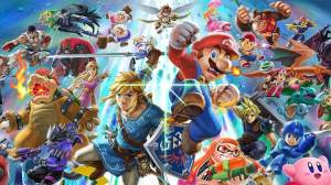Smash Bros. fez do Nintendo Switch o console mais vendido de 2018 14