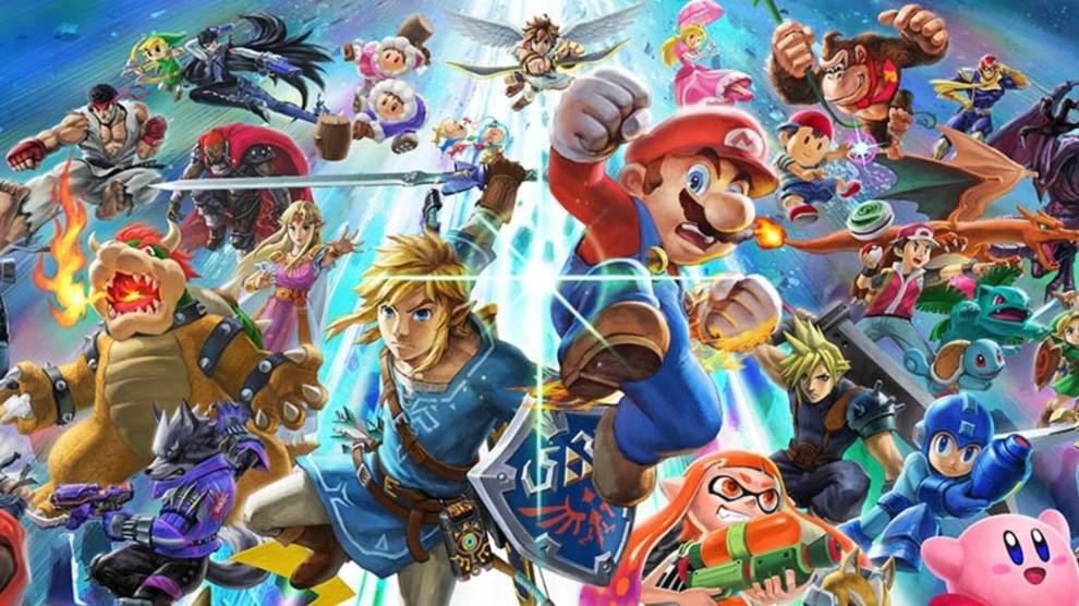 Smash Bros. fez do Nintendo Switch o console mais vendido de 2018 3