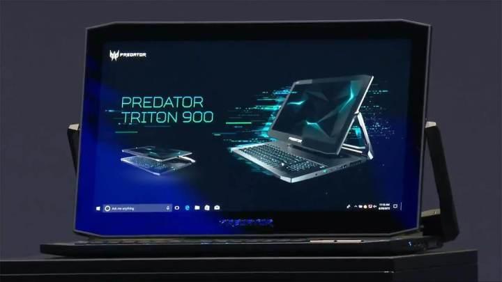 Notebok Predator Triton 900, anunciado na CES 2019