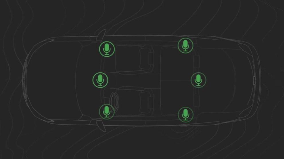Cancelamento de ruídos para carros da Bose