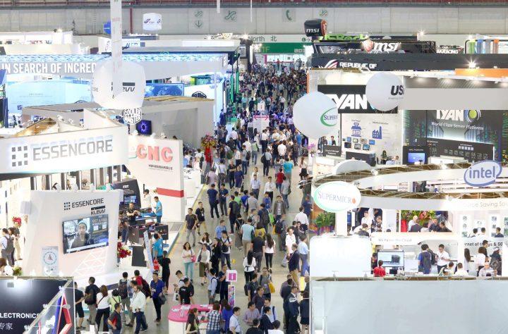 A Computex do ano passado atraiu mais de 42 mil visitantes de 168 países