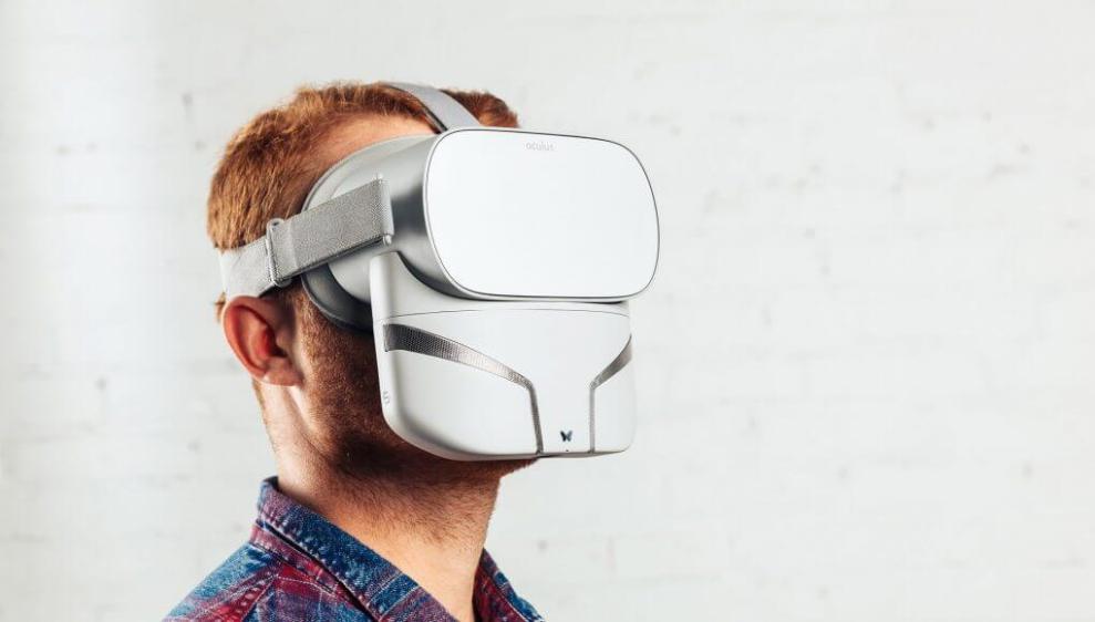 Headset VR: Empresa quer adicionar sensores tácteis e de odor a headsets 5