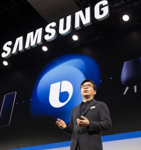 HS Kim President and CEO of Consumer Electronics Division Samsung Electronics at CES 2019 Samsung Press Conference 4 1024x1089 720x766 - CES 2019: Confira os destaques do evento da Samsung
