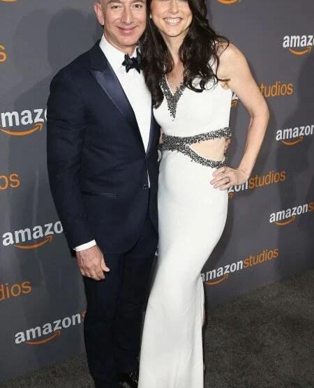Casal mais rico do mundo, Jeff e MacKenzie Bezos em 2017