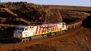 Trens autônomos: Austrália possui o maior robô do mundo 16