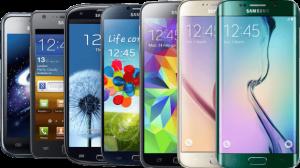 Samsung: uma jornada de inovação em smartphones 7