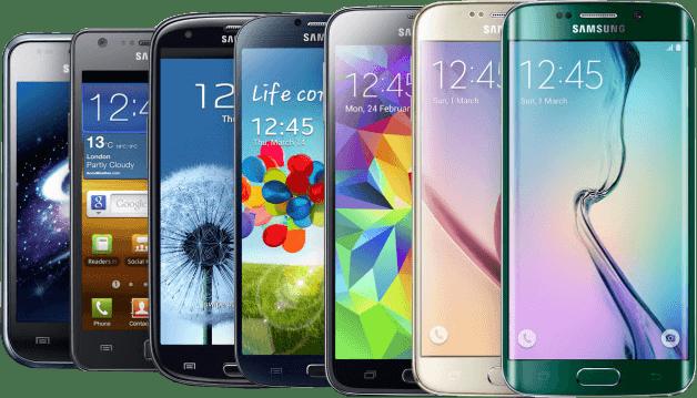 Samsung: uma jornada de inovação em smartphones 4