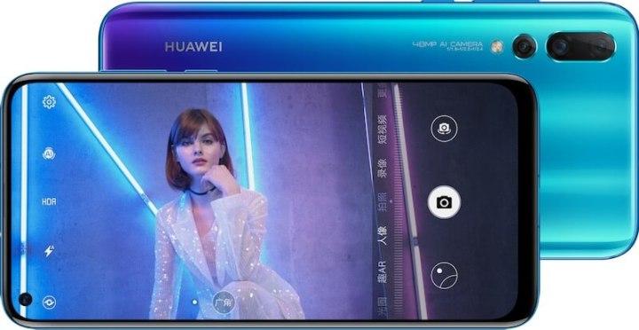 Huawei Nova 4 com