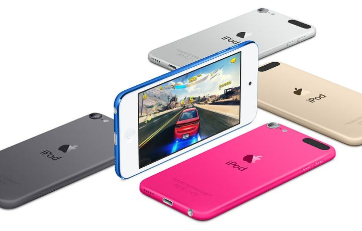 A nova versão do iPod Touch pode chegar em 2019.