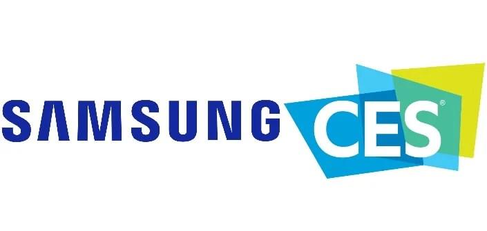 Evento da Samsung na CES 2019