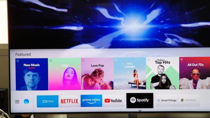 "Review: Samsung QLED TV Q7FN de 55"" 4K"