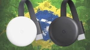 Chromecast Terceira Geração chega ao Brasil hoje 5