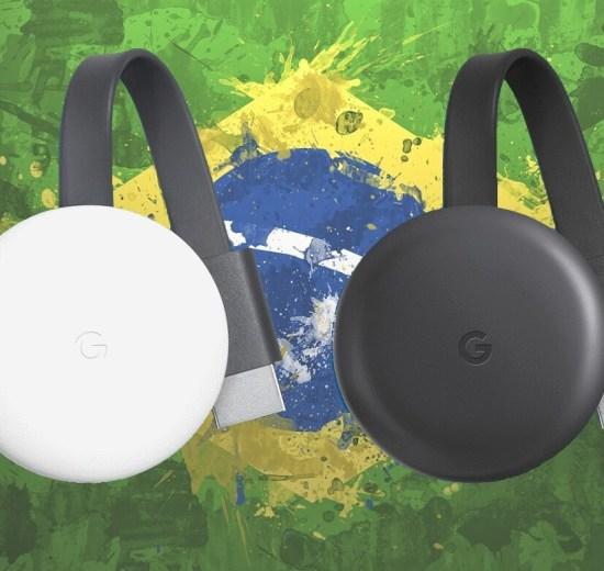Chromecast Terceira Geração chega ao Brasil hoje 8