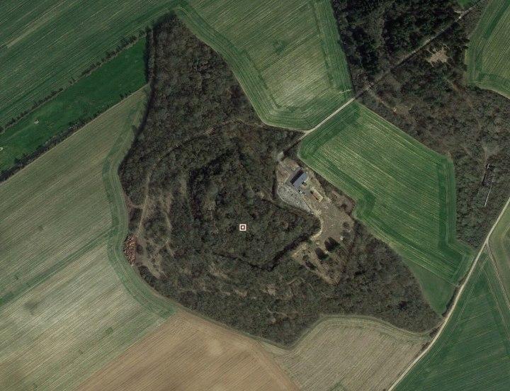 Álbum com imagens fascinantes do Google Earth se torna sensação viral na internet 10