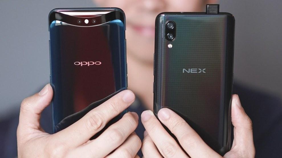 Melhores smartphones chineses