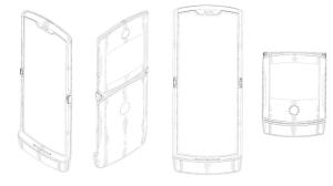 Smartphone Dobrável Motorola