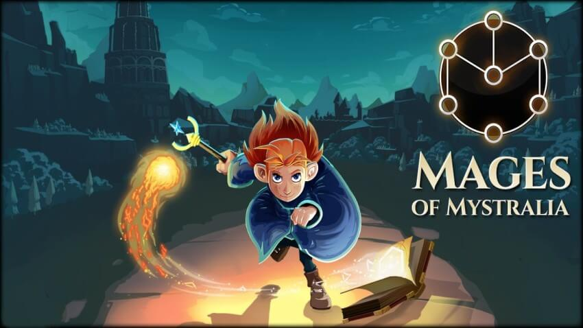 Review: Mages of Mystralia é uma aventura simples mas divertida 4