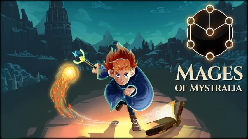Review: Mages of Mystralia é uma aventura simples mas divertida 6