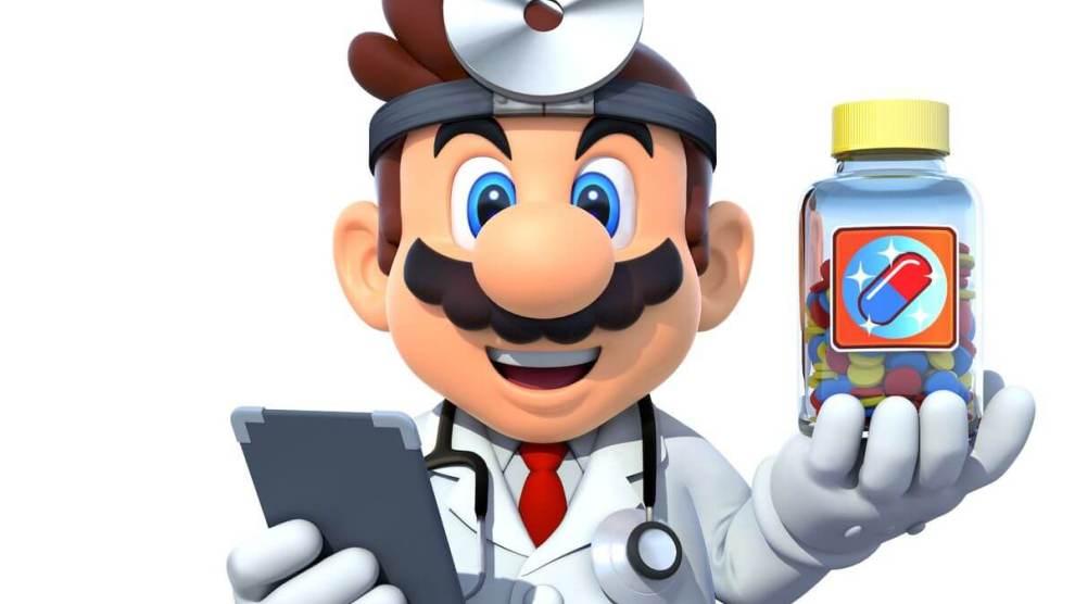 Dr. Mario World anunciado para smartphones